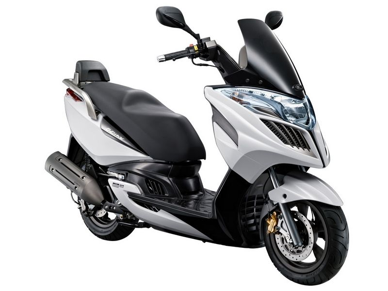 KYMCO Yager GT 300i 2013