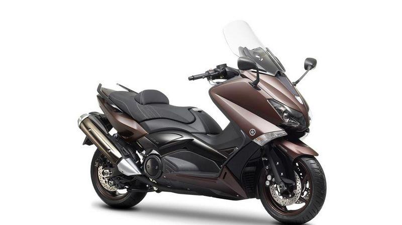 Yamaha TMAX Bronze MAX 2014