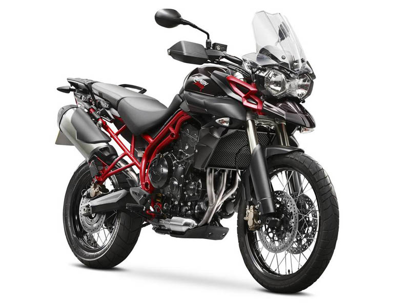 Triumph Tiger 800 XC ABS SE frontal