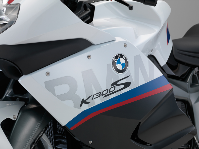 Carenado de la BMW K1300S Motorsport 2015
