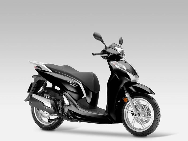 El Honda Scoopy SH300i arranca en 5.129 €