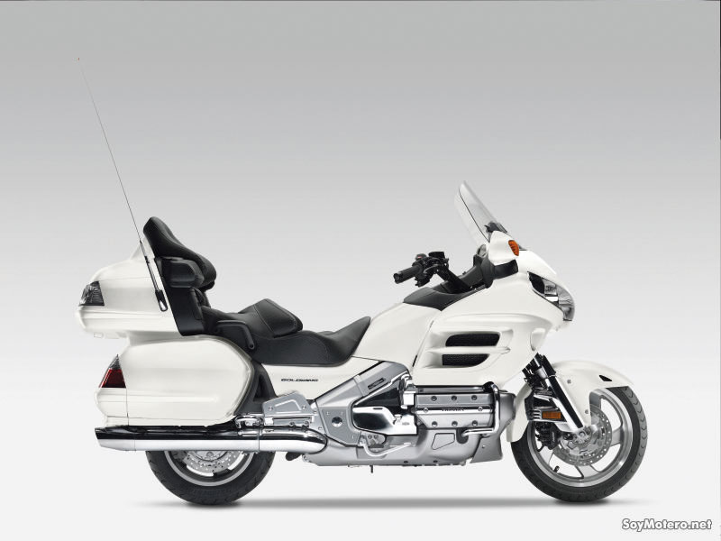 Honda GoldWing GL1800 2010 - Más confort