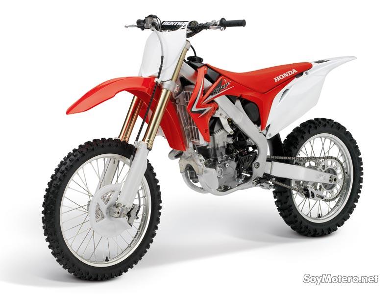 motocross Honda CRF250R 2010