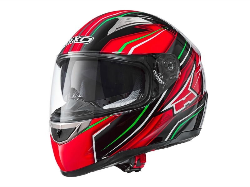 Casco integral Arrow.