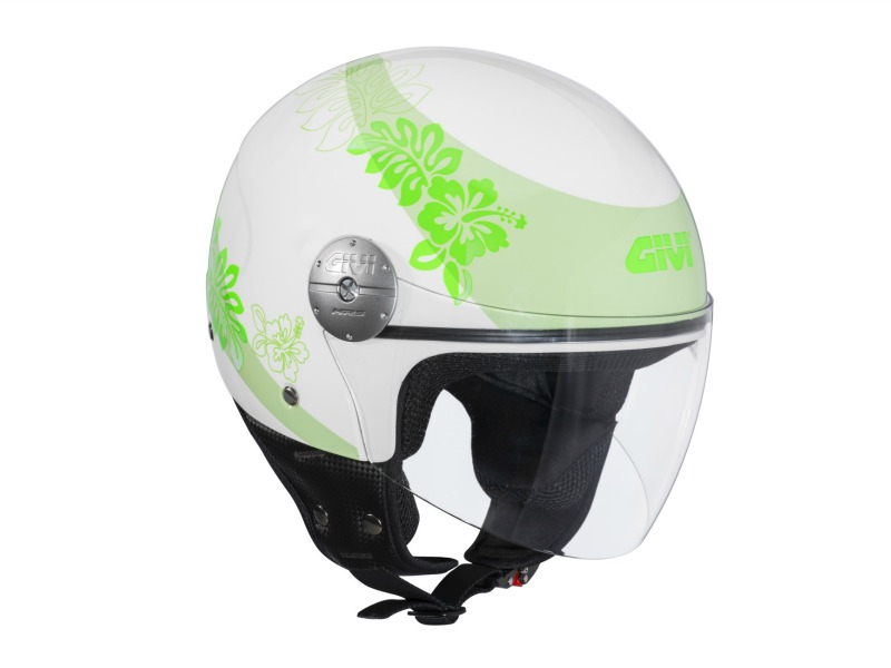 Casco 10.7 Mini-J de Givi.