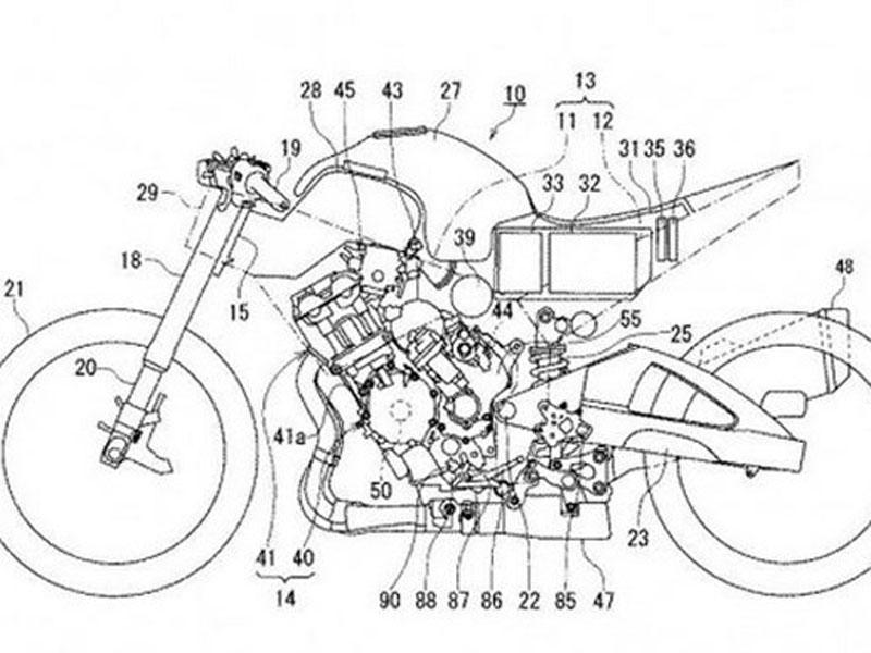 Lo ha registrado en la Oficina de patentes de Japón