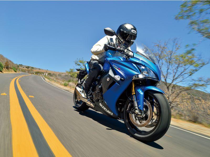 La Suzuki GSX-S1000F cuesta 13.099 €