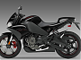 Buell 1125CR 2010 - Midnight Black + Phantom Metallic Frame