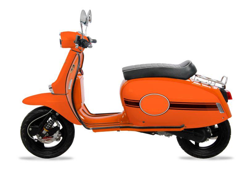 Nuevo Scooter TL 50.