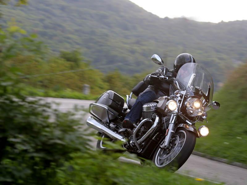Tradición y modernidad en una misma moto
