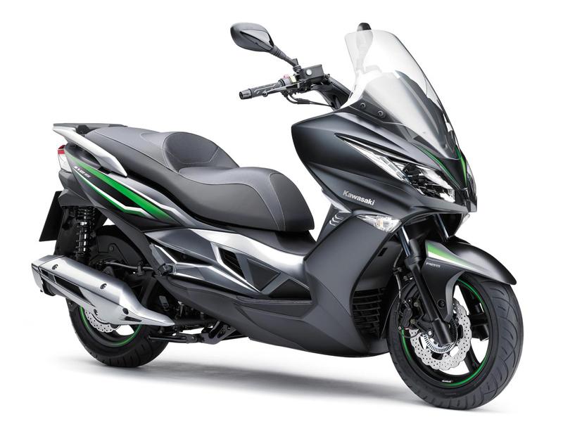 Kawasaki J 125 2016.