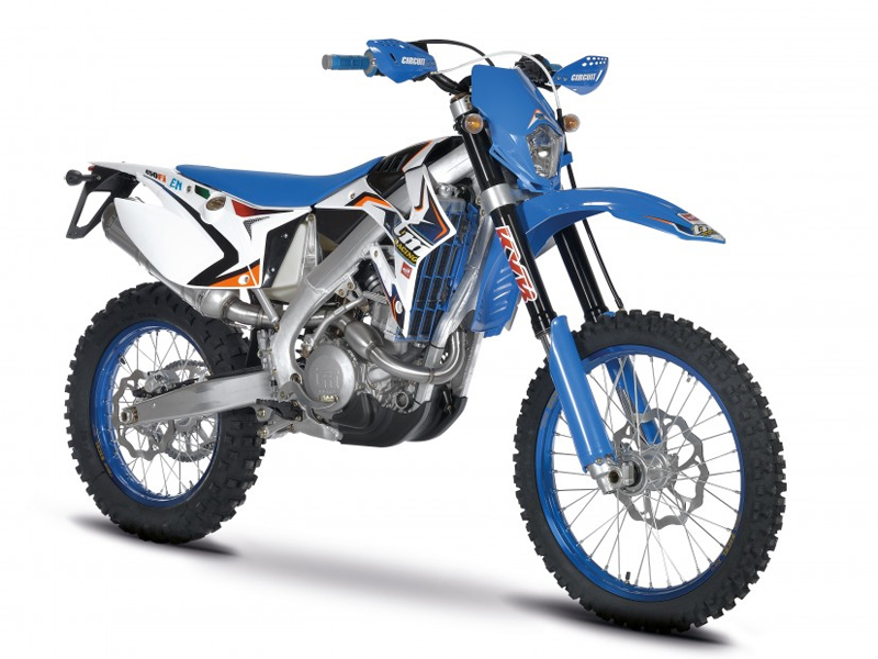 TM 450 FI Enduro 2016.