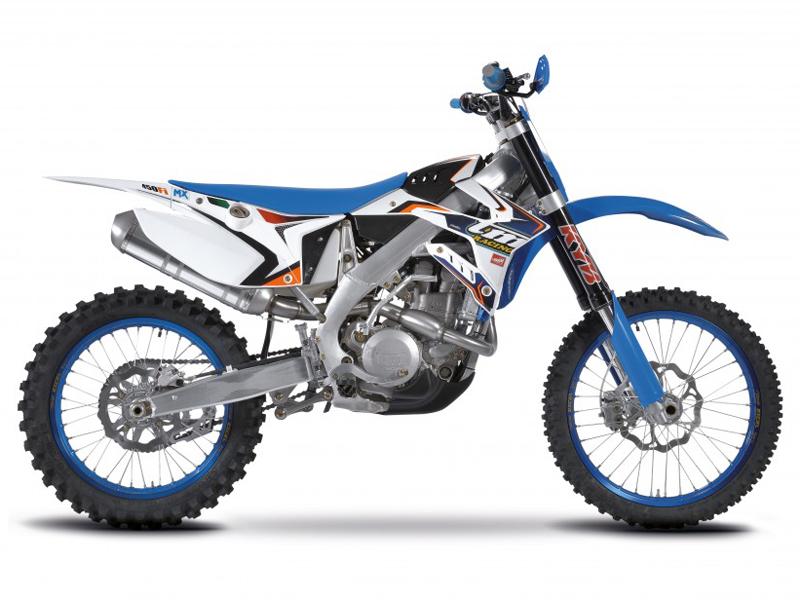 TM MX 450 FI 2016.
