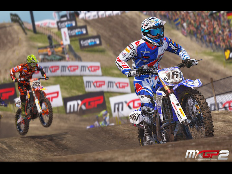 Comienza la temporada virtual de MXGP.