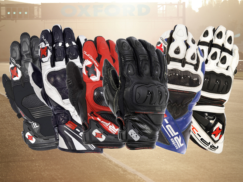 Gama OXFORD guantes deportivos RP.