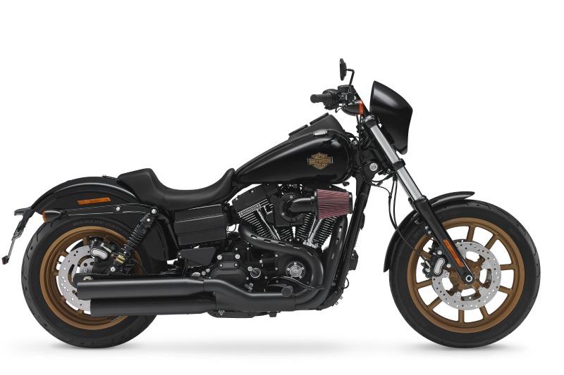 Harley-Davidson Low Rider S 2016.
