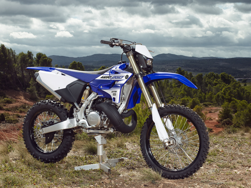 Yamaha WR 250 2016.