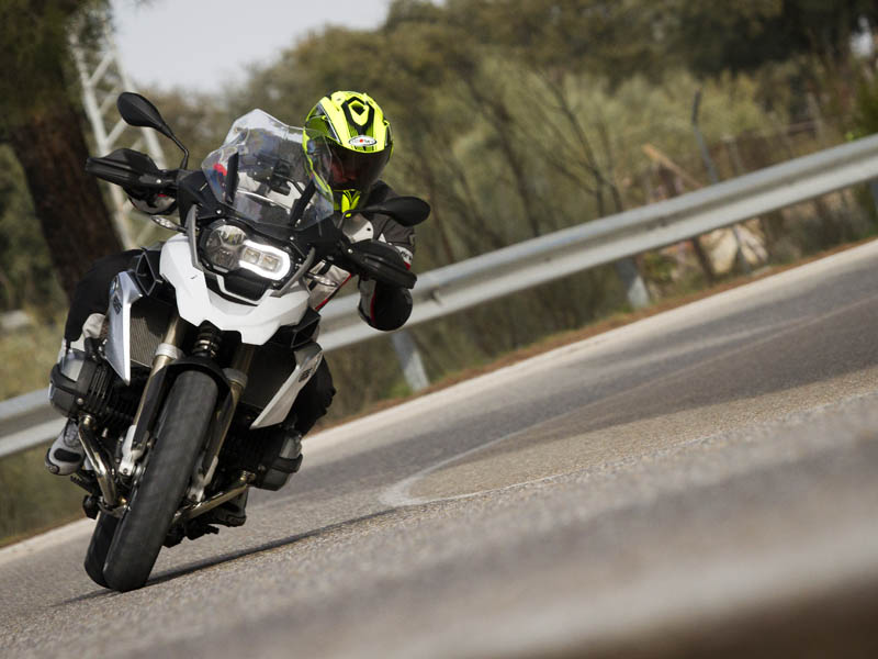 El Bridgestone Adventure A40 ha ocupado el sitio del antiguo Battle Wing