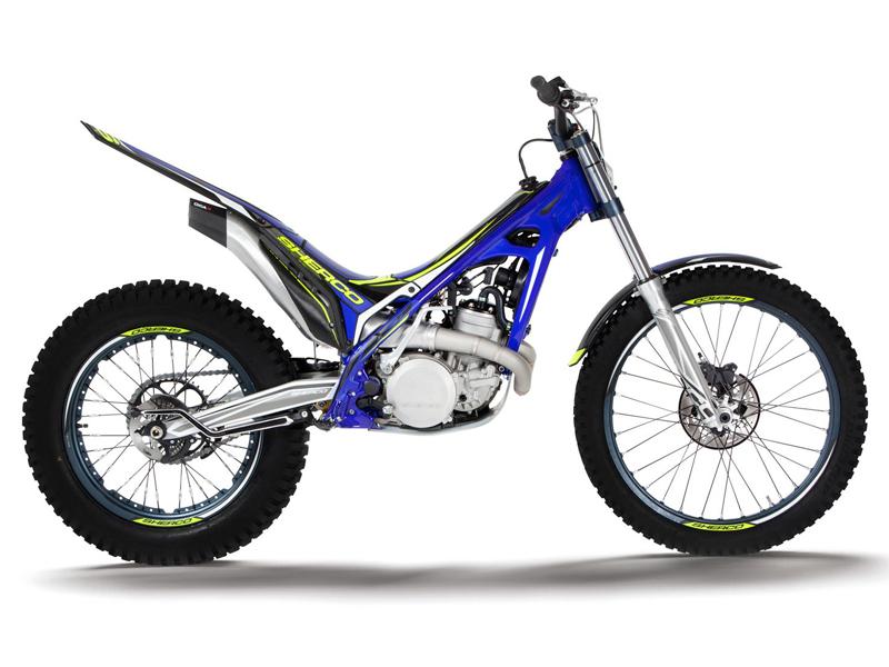 Sherco ST 300 2016.