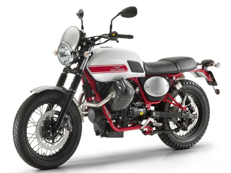 Moto Guzzi V7 II Stornello 2016.