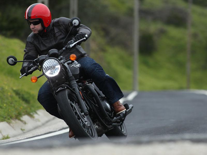 La Triumph Bonneville T120 Black cuesta 11.900 €
