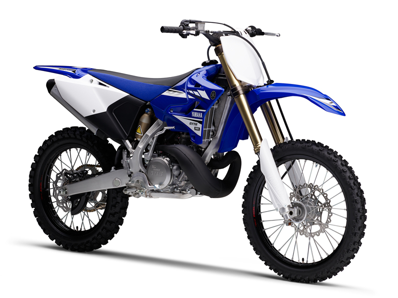 Yamaha YZ250 2017.