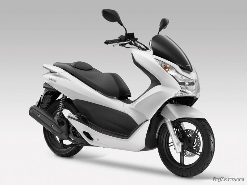 Honda PCX - scooter baja emisión CO2