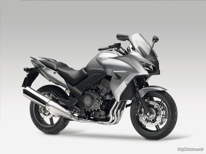Honda CBF 1000 2010 - Plata Quasar Metalizado