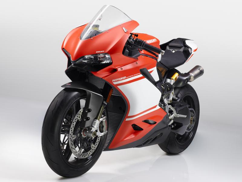 Ducati 1299 SUPERLEGGERA 2017.