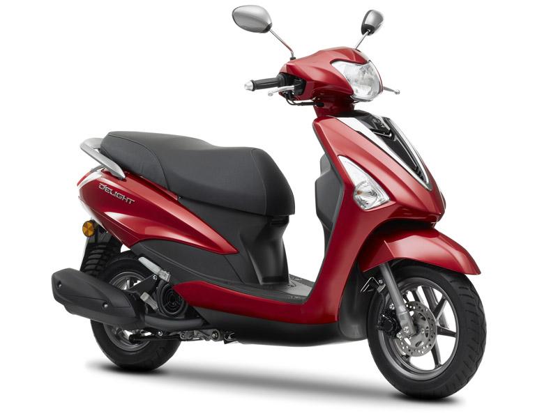 Una de las novedades de Yamaha