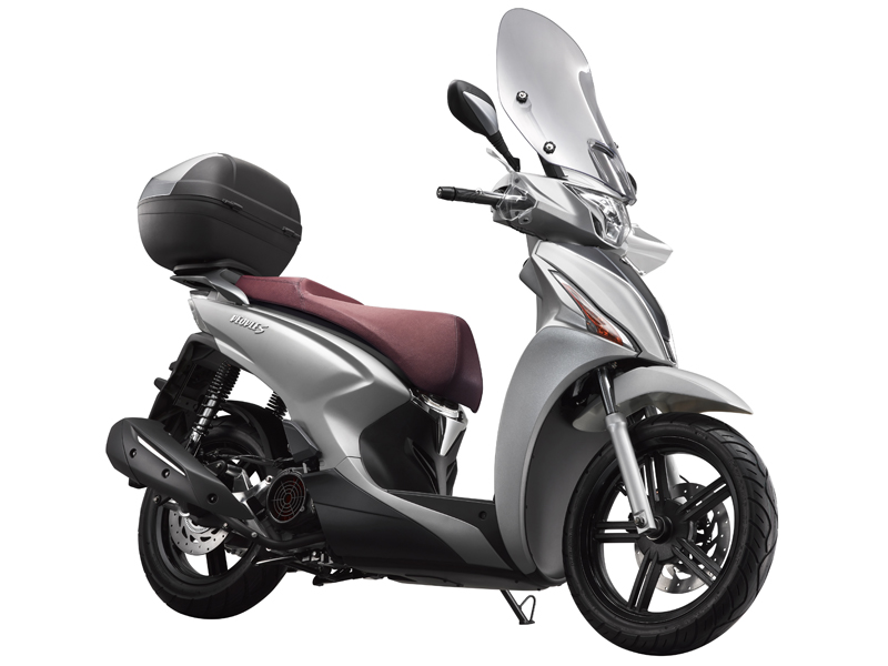 KYMCO People S 2017.