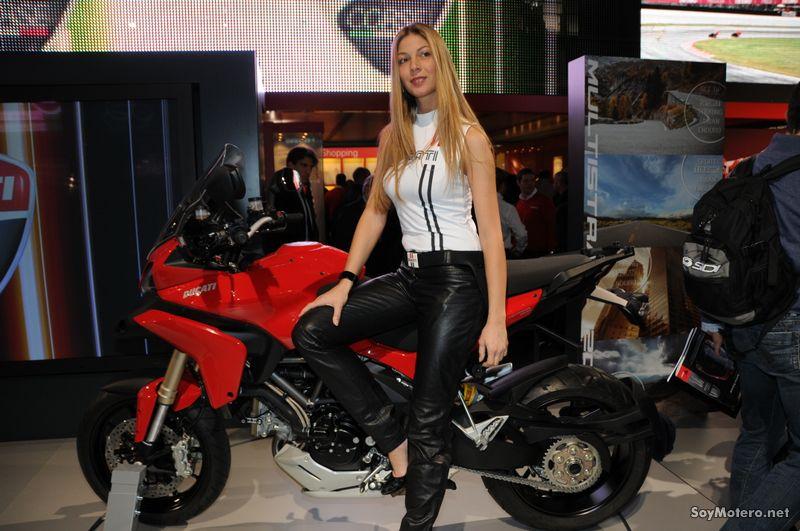 Nueva Ducati Multistrada 1200 2010 - EICMA 2009