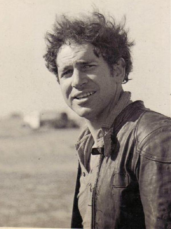 Andreas Georgeades, precursor del estilo de pilotaje actual