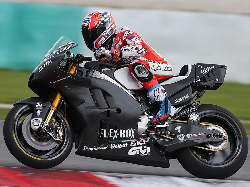 Ducati y su misteriosa caja negra