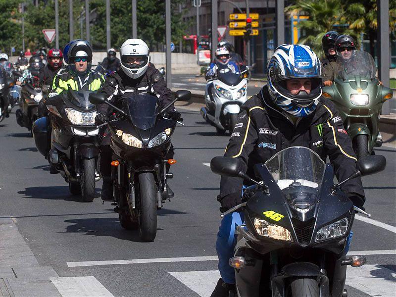 El uso de las motos y de los ciclomotores contribuye a reducir las emisiones