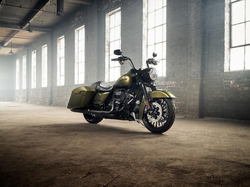 Nueva Harley-Davidson Road King Special 2017