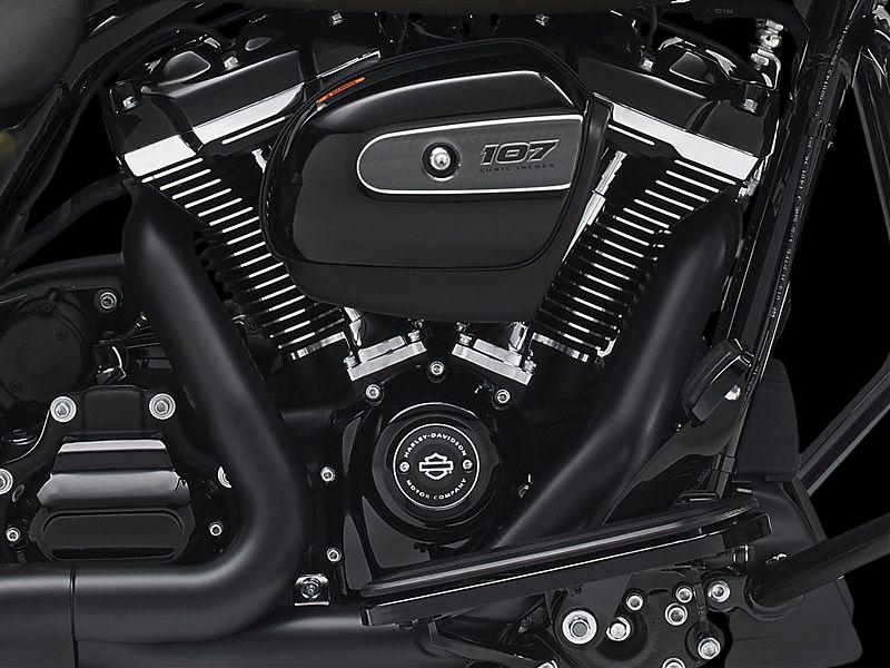 Harley-Davidson Road King Special 2017 - motor