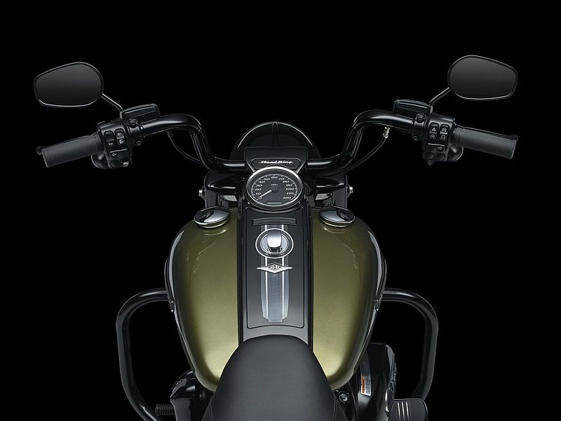 Harley-Davidson Road King Special 2017 - depósito