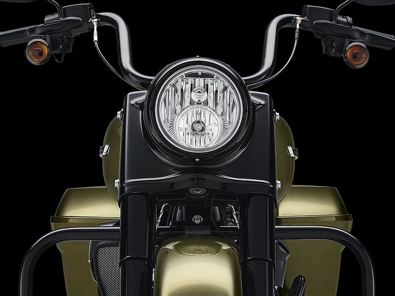 Harley-Davidson Road King Special 2017 - frontal