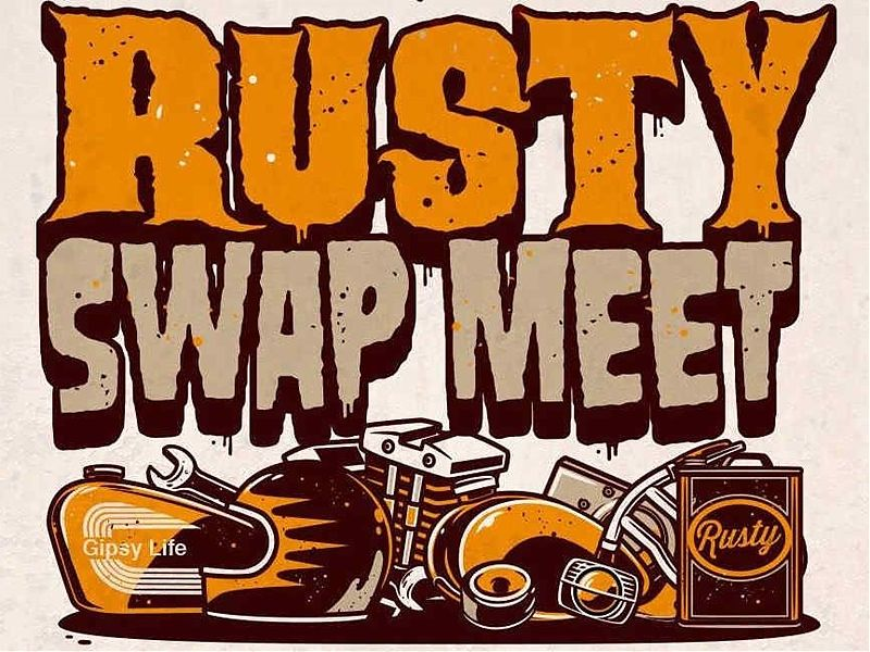 Rusty Swap Meet, mercadillo de segunda mano