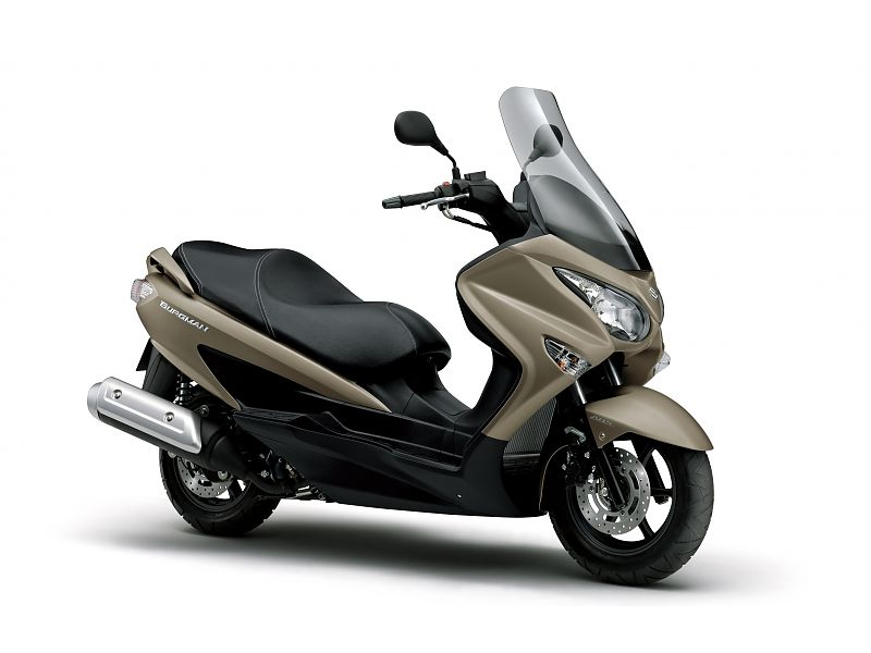 Consigue un Suzuki Burgman desde 3999 euros
