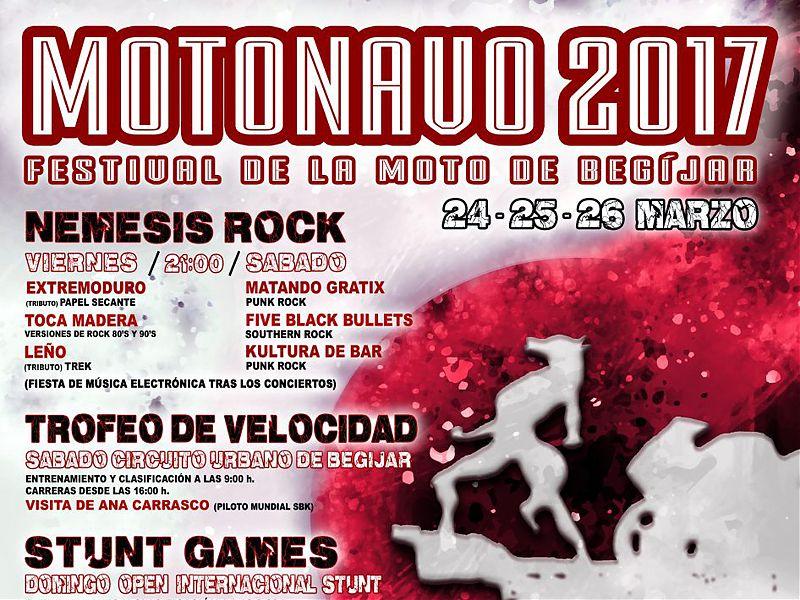 Del 24 al 26 de marzo en Bégijar, Jaén