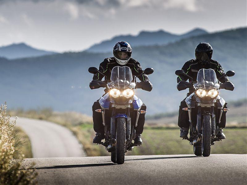 Triumph te ofrece hasta 2.500 euros en equipamiento gratis.