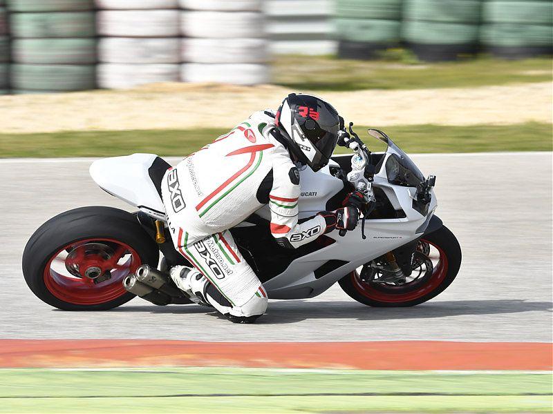 La Ducati Supersport S es una moto versátil, ágil y bien equipada