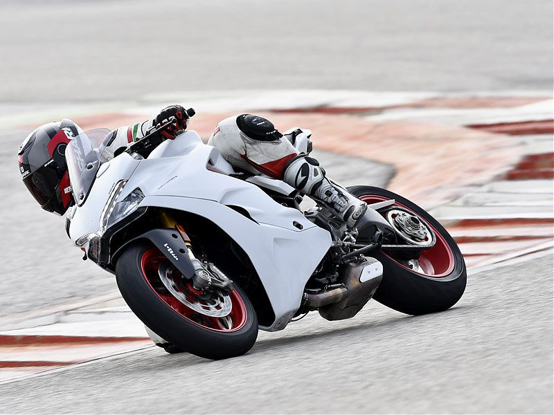 La Ducati Supersport arranca en 13.290 €