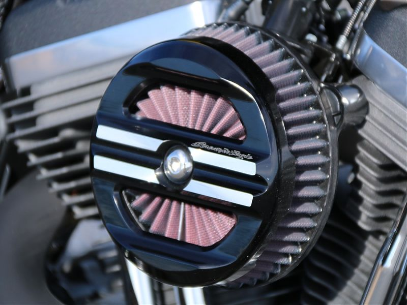 Filtro de aire Screamin Eagle para la Harley-Davidson Capital 1200 Cup