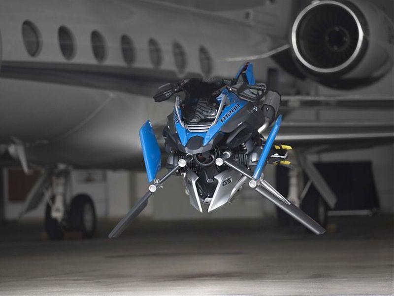 Hover Ride Design Concept, creada por LEGO y BMW