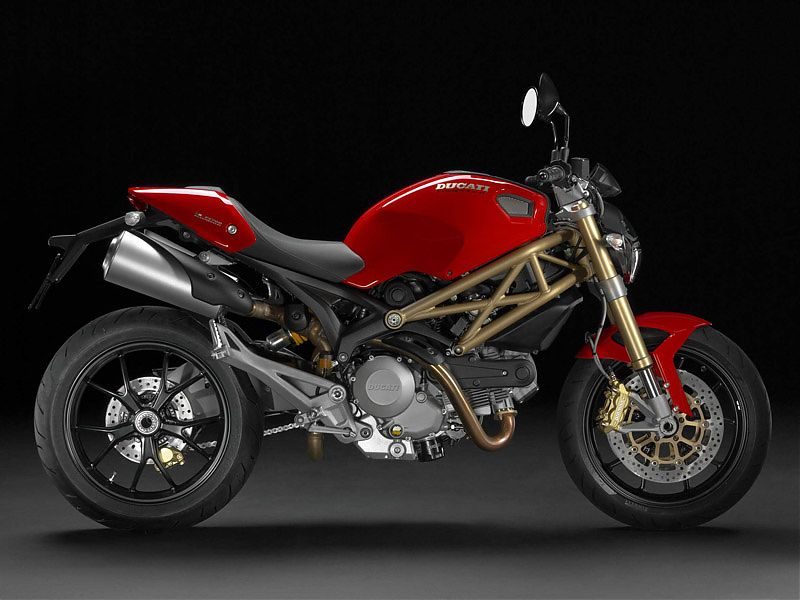 Ducati Monster 796 20 Aniversario (2013)