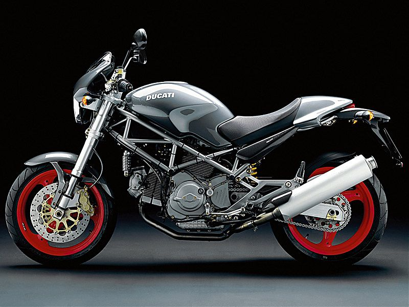 Ducati Monster 1000 S ie (2005)