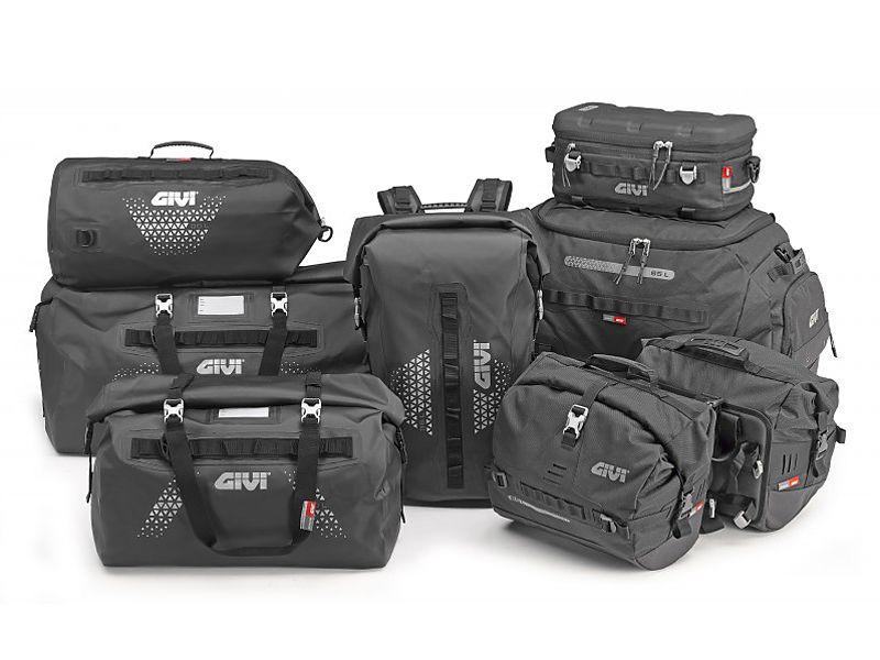 Nuevas bolsas de equipaje GIVI Ultima-T